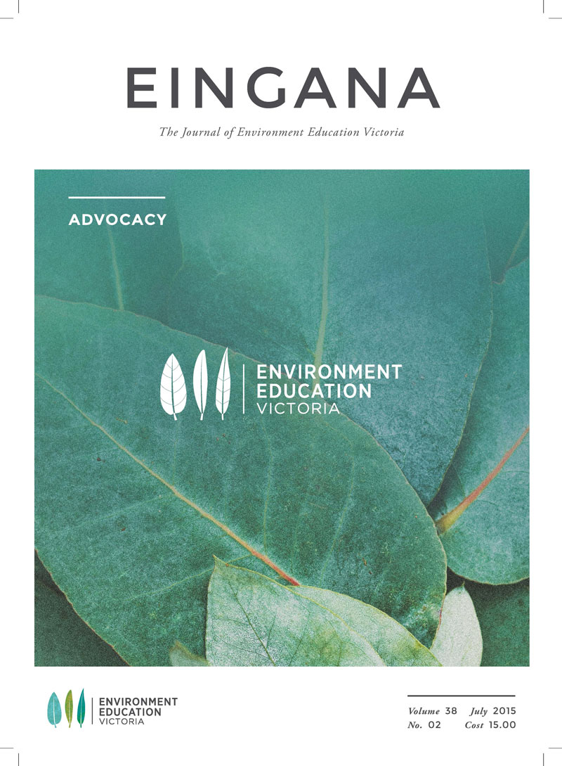 Advocating for environmental education