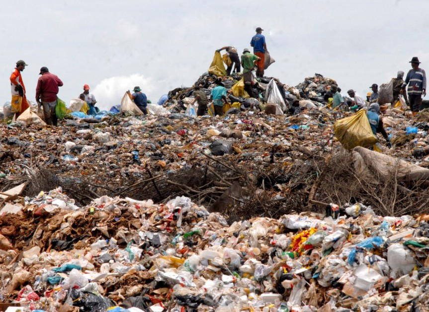 The good and bad of global recycling