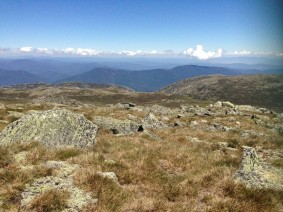 The view from the top of (mainland) Australia
